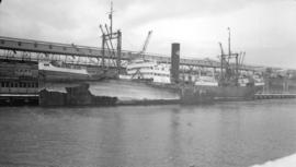 S.S. Singkep [at dock]