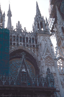 Architecture : Rouen cathedral