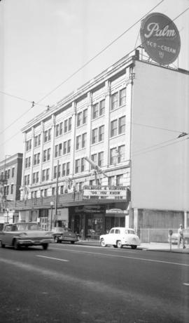 International Cinema [765 Granville St.]