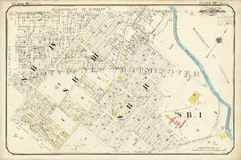 Plate 118 [Brunette River to Tenth Avenue to Langley/School/Keary Streets to Brunette Street]