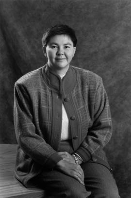 Mary-Woo Simms, Chief Commissioner, B.C. Human Rights Commission