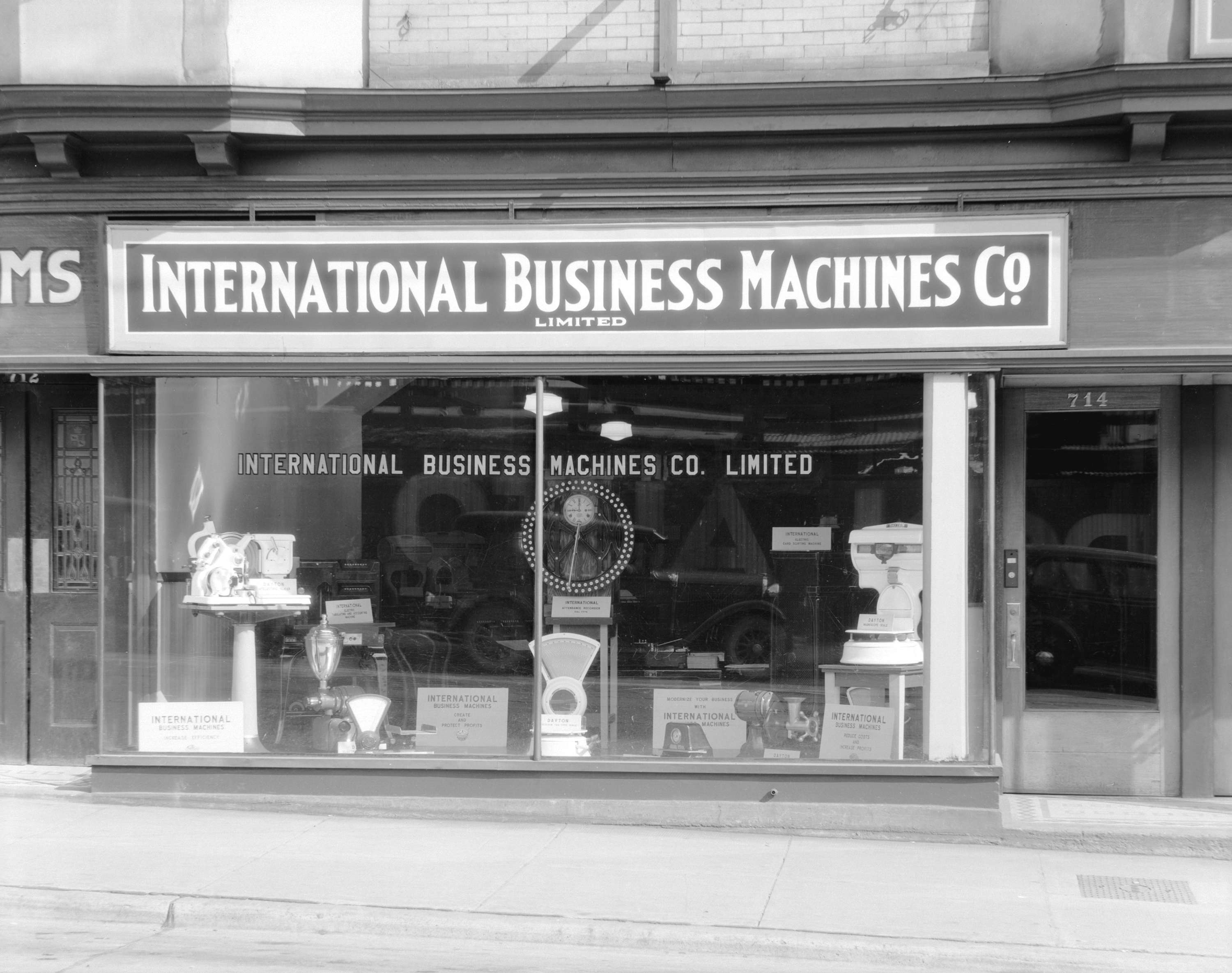 machine for business