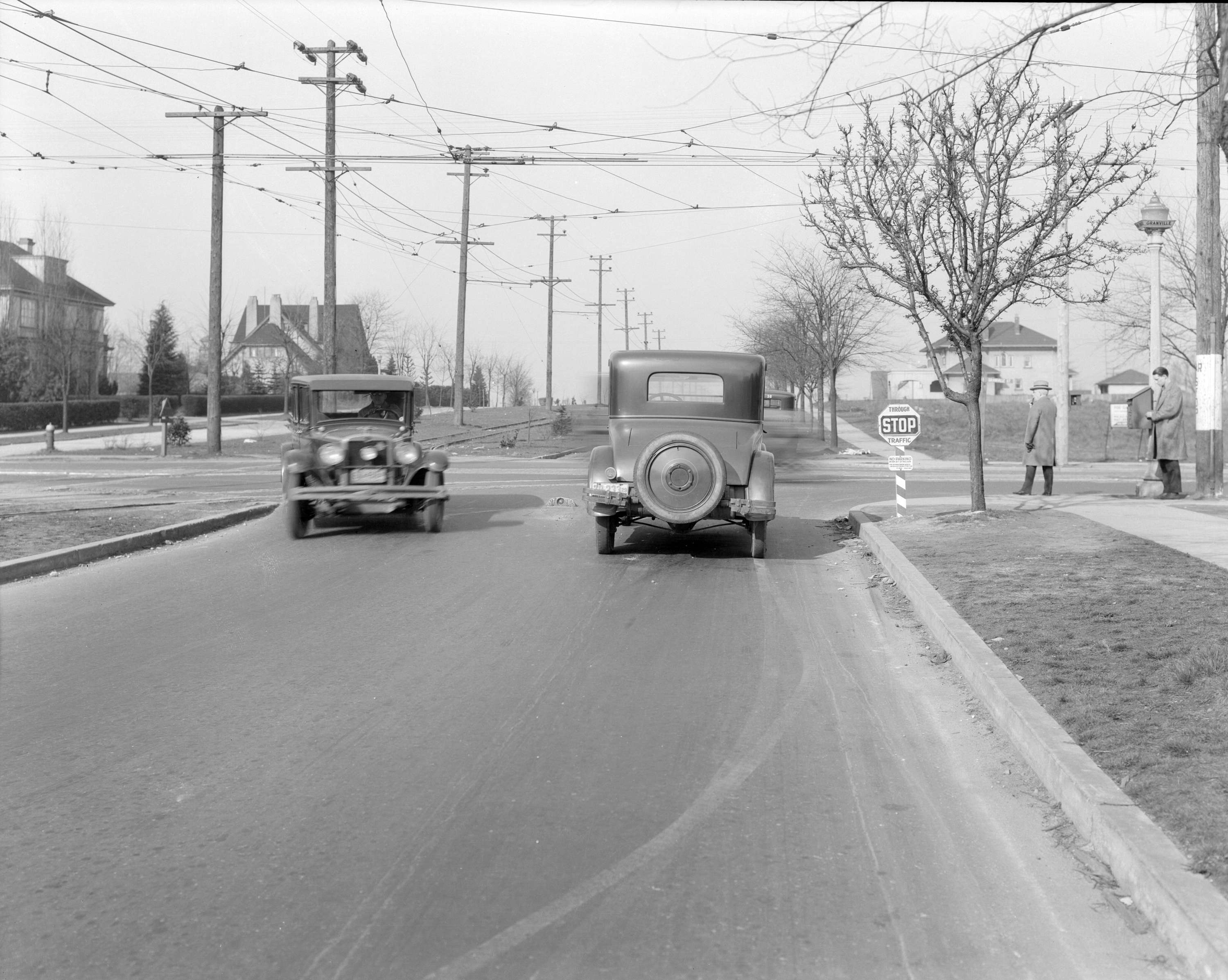 Archive Photos of the Day: Vancouver Traffic » Vancouver Blog Miss604