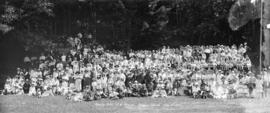 Shelly Bros. 4X Picnic Bowen Island July 16th 1919