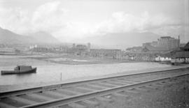 Foot of Clark Dr. [view of] P. Burns and Co. Ltd.