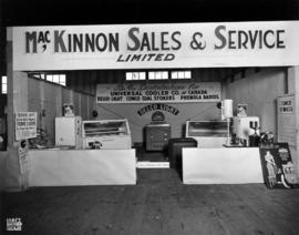 MacKinnon Sales and Service display of appliances