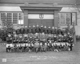 St. George's School Wolf Cub Pack - Fall 1934