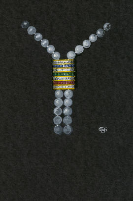 Necklace drawing 65 of 214