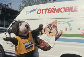 Tillicum and the Chevron Ottermobile