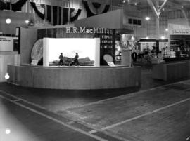 H. R. MacMillan Export Co. display