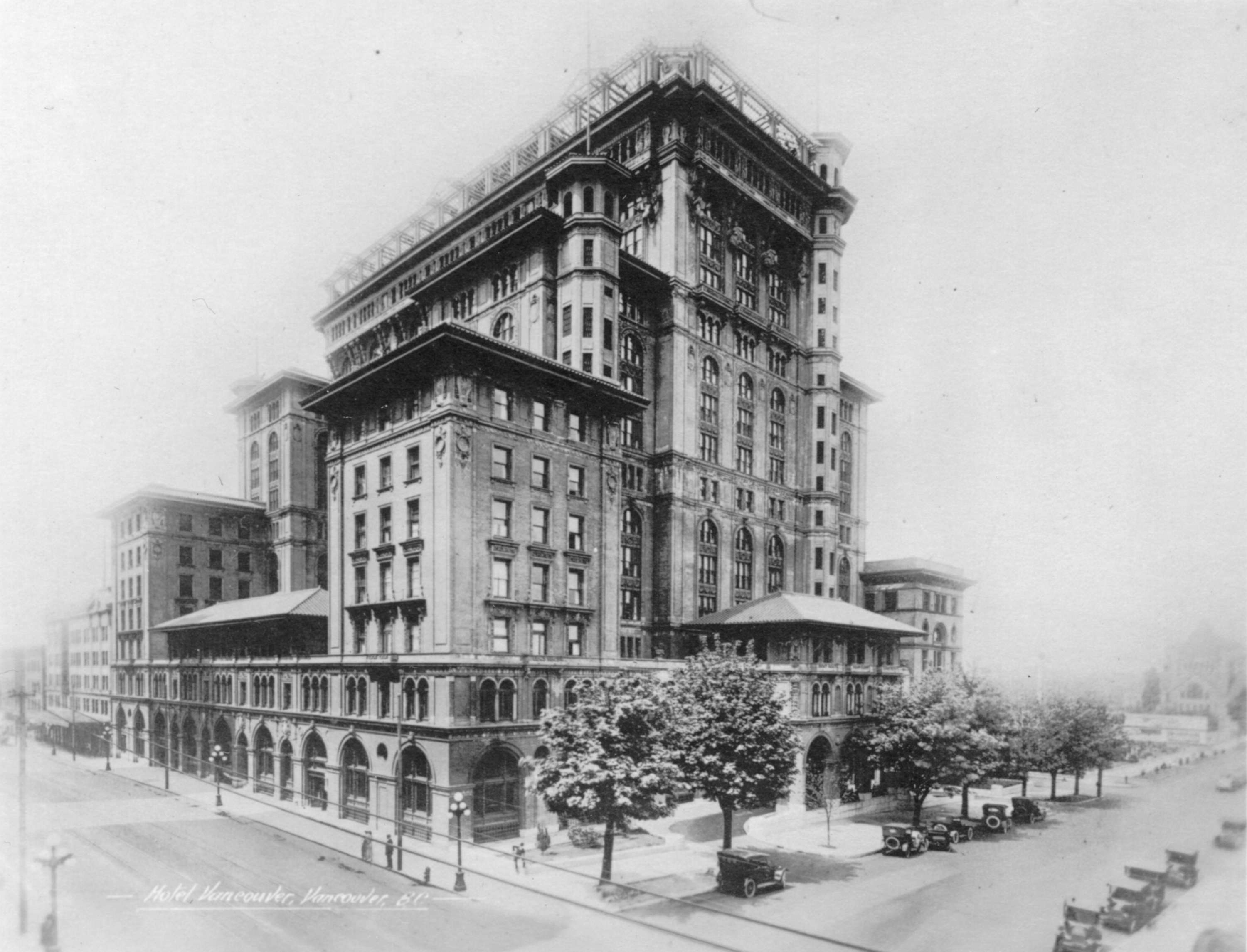 Grand Hotel Vancouver