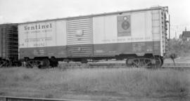 B&O [Baltimore and Ohio Railway] Co. [Box]car [#466292]