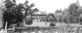 [Unidentified house and garden]