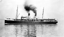 "[S.S. ""Lady Evelyn""]"