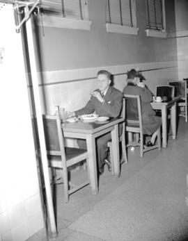 Cafeteria [at] Hudson Bay Company