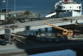 Burrard Viaduct Construction [8 of 10]