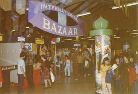 1971 P.N.E. International Bazaar in Pacific Showmart building