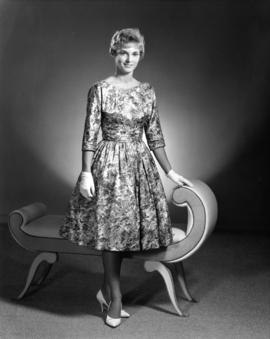 Langley/60 : [portrait of Miss Langley 1960]