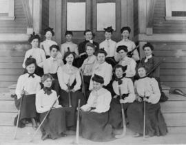 Women's field hockey team