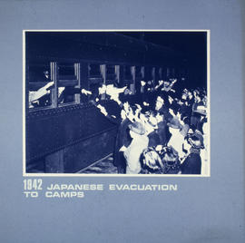 Japanese evacuation to camps