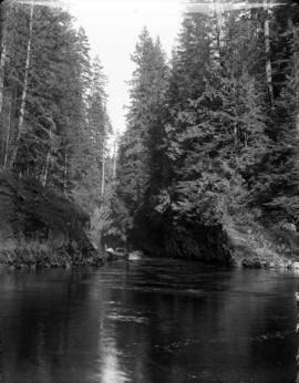 Seymour Creek [showing] Siwash Pool