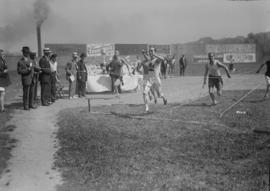 [Foot race, Caledonian Games, Athletic Park]