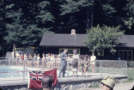 Capilano Park Pool Opening - Opening Speech