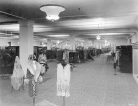 [Spencer's Department Store interior]