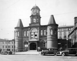 [City Hall (old Market Hall) on Main Street]