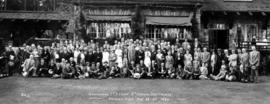 Associated C.C.F. Clubs' 2nd Annual Conference - Stanley Park - August 29-30, 1934