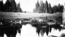 View of Capilano Golf Course
