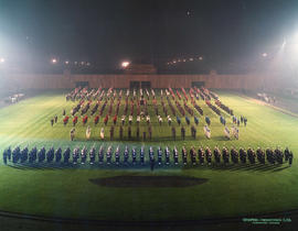 Centennial Searchlight Tattoo Empire Stadium June 23-July 1