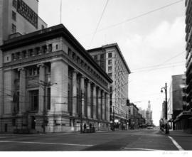 Canadian Imperial Bank of Commerce building, Hastings Street and Granville Street