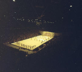 Ice Capades performance in Pacific Coliseum