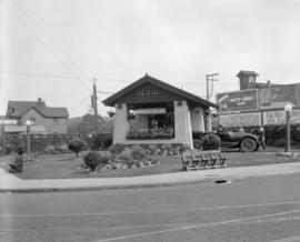 Imperial Oil Service Station [1480 West Broadway at Granville Street]