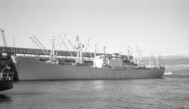 M.S. Hoegh Elite [at dock]