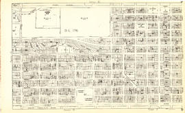 Sheet D : Discovery Street to Trutch Street and Fourth Avenue to Sixteenth Avenue