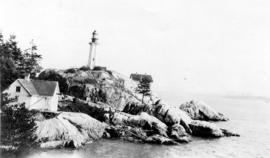 Point Atkinson lighthouse, foghorn
