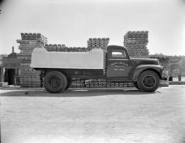 [Pacific Lime Co. Ltd. delivery truck]