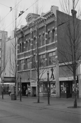 869-873 Granville Street [revised address 855 Granville Street]