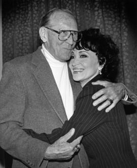 Hugh Pickett and Chita Rivera