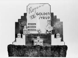 Rogers' Golden Syrup display