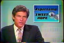 Aspartame : The great sweet hope