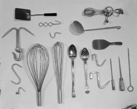 [Butchers' tools]