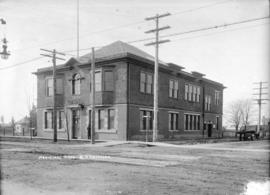 Municipal Hall, S[outh] Vancouver [41st Avenue and Fraser Street]