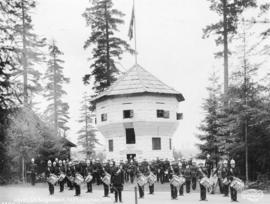 6th D.C.O.R. Bugle Band, AYP Exposition
