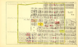 Sheet 7 : Cambie Street to St. George Street and Thirty-seventh Avenue to Forty-eighth Avenue