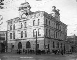 General Post Office.  Granville St., Vancouver, B.C.
