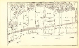 Sheet S.V. 5 : Ash Street to St. George Street and Sixty-third Avenue to Fraser River