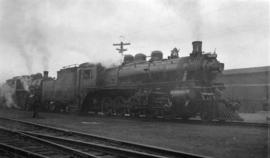 C.P.R. Steam, Pass. Eng. #5765 [Class R3C]